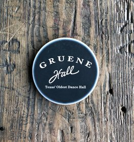 Gruene Hall Stone Coaster