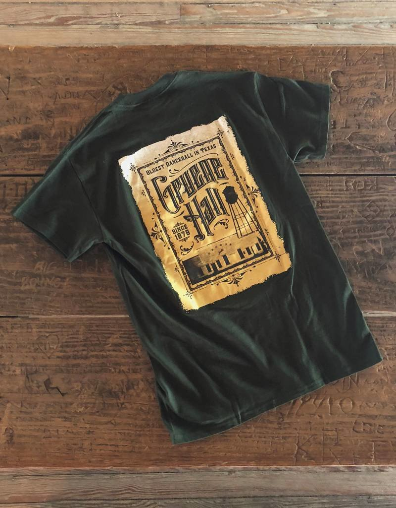 Gruene Hall Picture Poster Tee