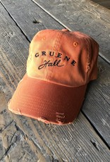 Gruene Hall Distressed Cap