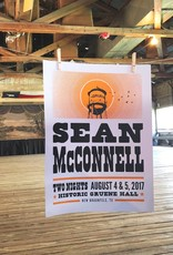 Sean McConnell at Gruene Hall Poster