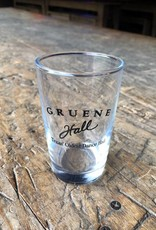 Gruene Hall Tall Shot Glass
