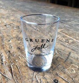 Gruene Hall Tall Shot Glass