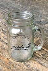Gristmill Glass Mug