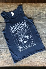 Gruene Hall Crossed Guitars Tank Top