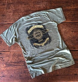 Gruene Hall Guitar Scroll Tee