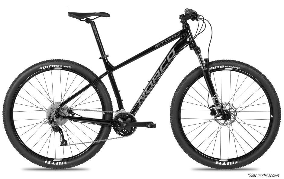NORCO BICYCLE Norco Storm 3 29 Hydro Black 2018