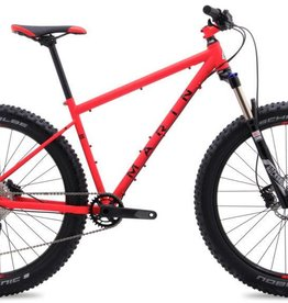 Marin BICYCLE Marin Pine Mountain 1 Red 2017