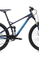 Marin BICYCLE Marin Hawk Hill 2018 Black with Blue