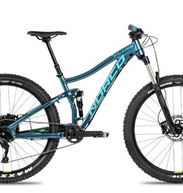 NORCO BICYCLE Norco Fluid FS1+ Womens 2018 Blue