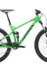 BICYCLE DEMO Marin Hawk Hill 2 2018 Green Black