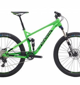 BICYCLE DEMO Marin Hawk Hill 2 2018 Green Black