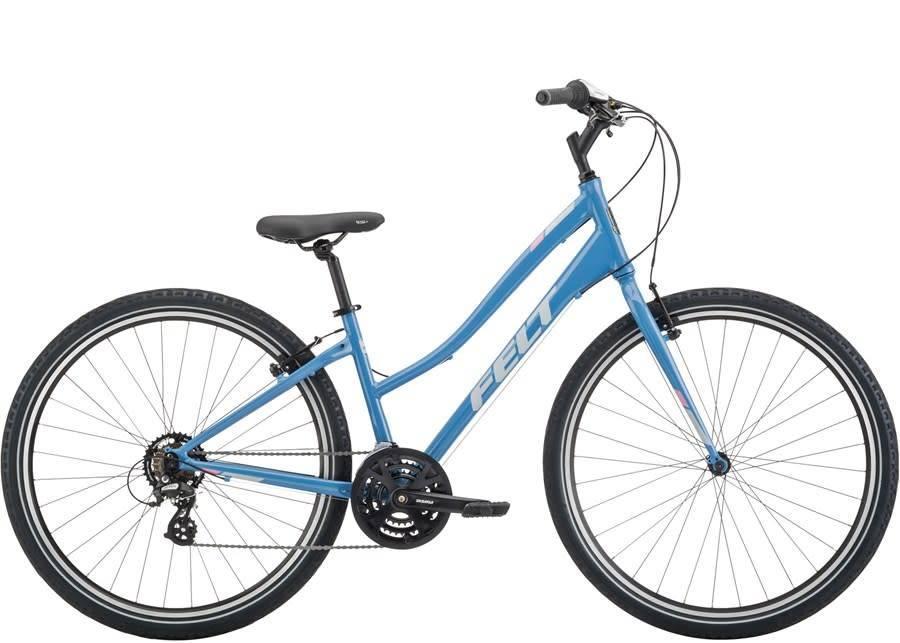 Felt BICYCLE Felt Verza Path 50 Womens 2018 Dusty Blue