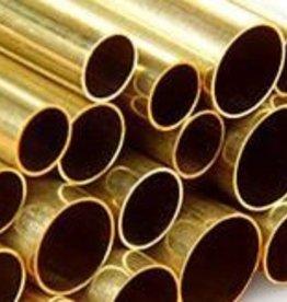K & S Metals 1/8 OD soft brass fuel tube