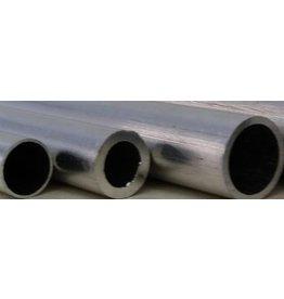 K & S Metals 5/32 OD aluminum tube