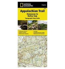 NATIONAL GEOGRAPHIC APP TRAIL- BAILEY GAP VA 1503