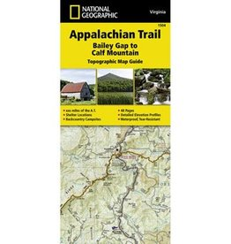 NATIONAL GEOGRAPHIC APP TRAIL- CALF MTN VA 1504