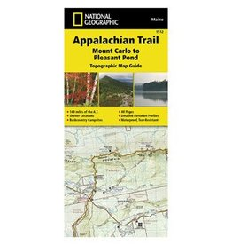 NATIONAL GEOGRAPHIC APP TRAIL- PLSNT POND ME 1512