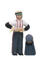 Bachmann Trains Bachmann 92313 station agent figurine