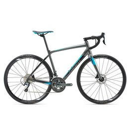 Giant Contend SL 2 Disc M Charcoal/Black/Blue