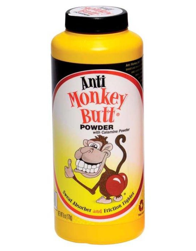 MONKEY BUTT ANTI MONKEY BUTT POWDER 6 OZ