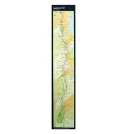 AP TRAIL CONSERVANCY AT STRIP MAP, 9 X 48
