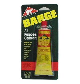 BARGE BARGE CEMENT TOLUENE FREE 2 OZ