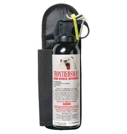 FRONTIERSMAN BEAR SPRAY W/O HOLSTER 7.9OZ