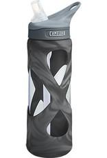 CAMELBAK CAMELBAK EDDY GLASS .7L BLACK STEEL