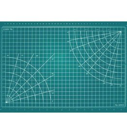 Excel Excel cutting mat 12x18""