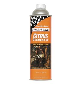 Finish Line FL Citrus Degreaser 12oz Aerosol