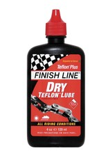 Finish Line FINISH LINE Dry Teflon Chain Lube 4oz Squeeze Bottle