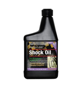 Finish Line FINISH LINE Shock Oil 10wt 16oz Bottle