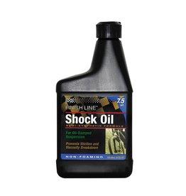 Finish Line FINISH LINE Shock Oil 7.5wt 16oz Bottle