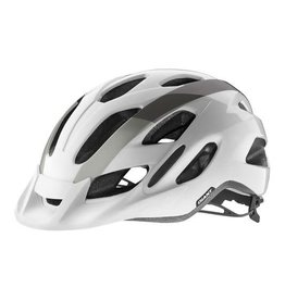 Giant GNT Compel Helmet XL White/Metallic