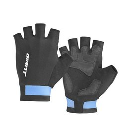 Giant GNT Elevate Short Finger Gloves MD Black/Blue