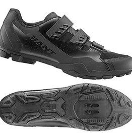 Giant GNT Flux V2 Off-Road Shoe Nylon Sole 43 Black