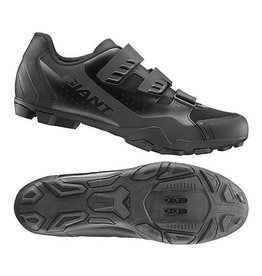 Giant GNT Flux V2 Off-Road Shoe Nylon Sole 44 Black