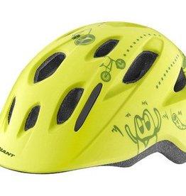 Giant GNT Holler Infant Helmet Yellow