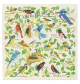 THE PRINTED IMAGE SONGBIRDS BANDANA