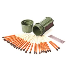UCO UCO STORMPROOF MATCH KIT GRN