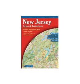 DELORME NEW JERSEY ATLAS