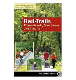 WILDERNESS PRESS RAIL-TRAILS PA/NJ/NY