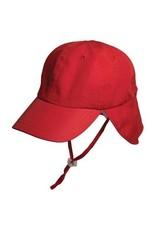 DORFMAN PACIFIC KIDS NYLON FLAP CAP ASST