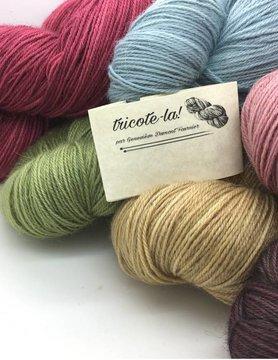 Tricote la Tricote-La! Daphnée