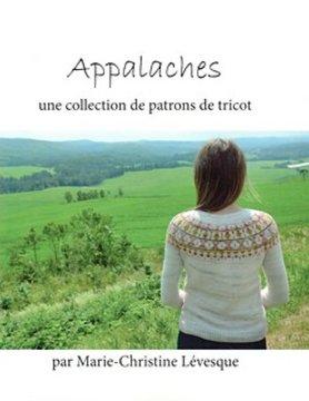Appalaches, une collection de patrons de tricot