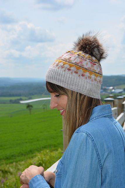 Marie-Christine Lévesque Appalaches, une collection de patrons de tricot