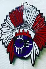 Truth Printing Chief Peace Wichita Pins