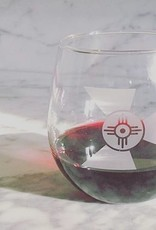 The Workroom Stemless Red Wine Glass