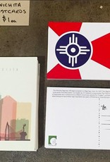 The Workroom WICHITA Pastel Postcard