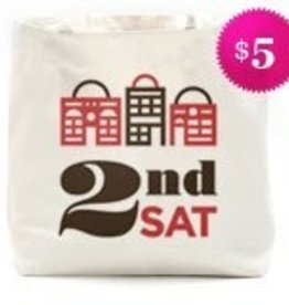 2nd Saturday 2nd Sat Tote Bag